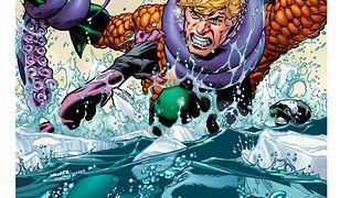 DC Odrodzenie. Aquaman – Korona Atlantydy, tom 3