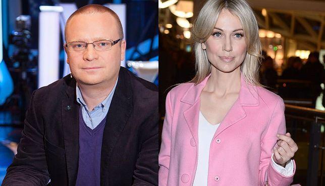 Magdalena Ogórek i Łukasz Warzecha są zakochani?