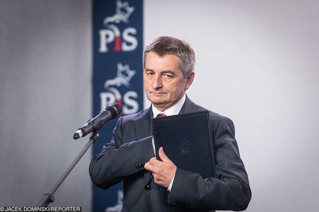 - Kiedyś był normalnym, fajnym człowiekiem - mówi Ewa Kopacz o Marku Kuchcińskim