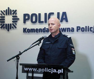 Komendant główny policji Jarosław Szymczyk podsumował Marsz Równości w Białymstoku