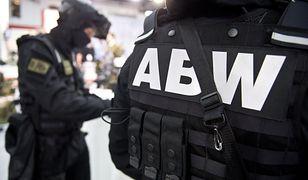 Wspólna akcja policji i ABW