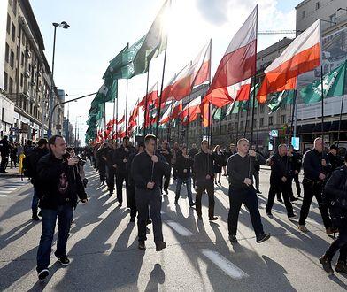 O ONR ponownie stało się głośno po V Pielgrzymce Środowisk Narodowych na Jasną Górę