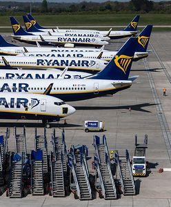 Ryanair przewiduje najgorsze. Linie lotnicze tracą olbrzymie pieniądze