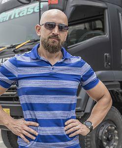 Dawid Andres poznaje świat za kółkiem ciężarówki. Tym razem wylądował w egzotycznej Indonezji