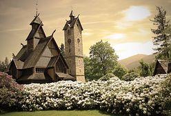 Świątynia Wang - jedno z najbardziej bajkowych miejsc w Polsce