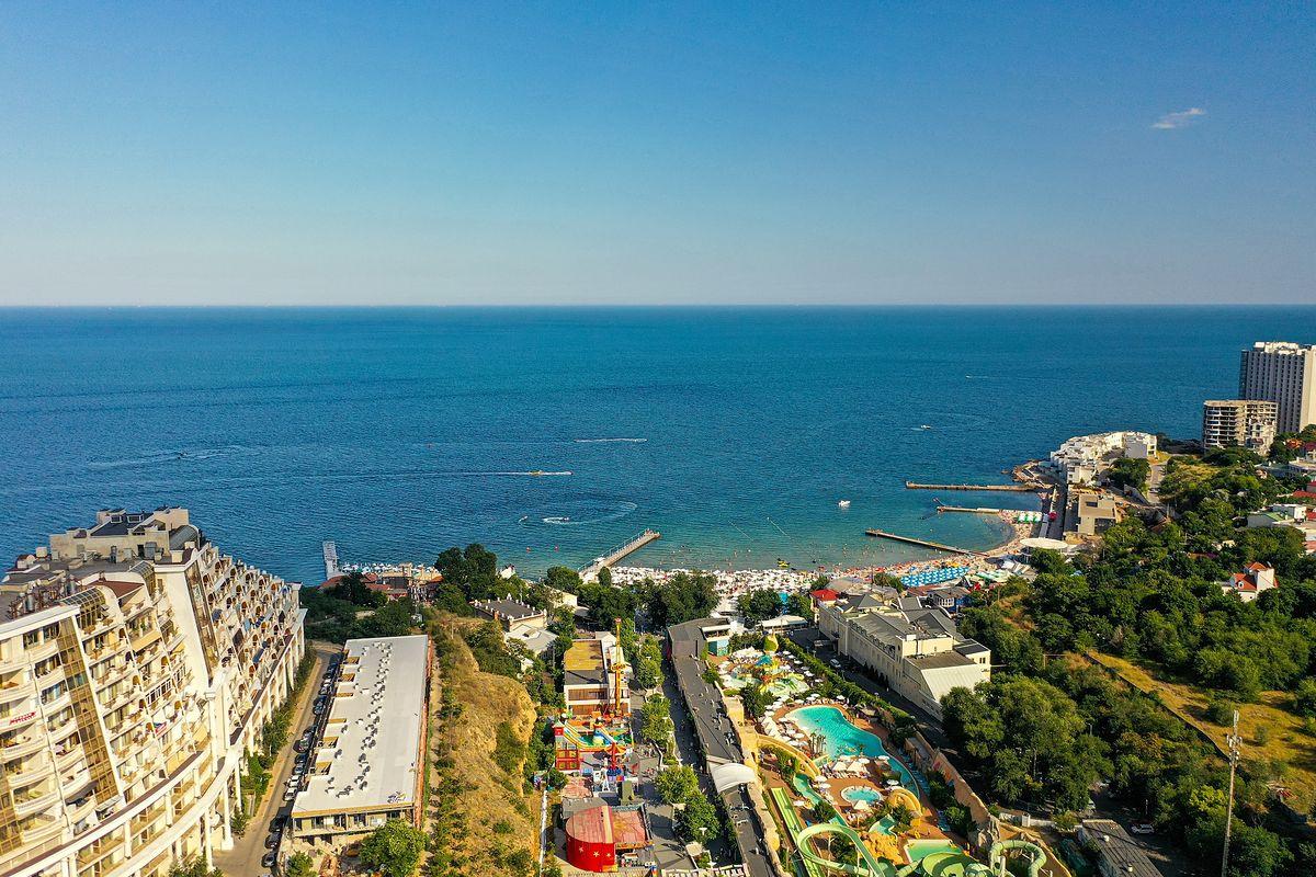 Odessa znajduje się nad Morzem Czarnym