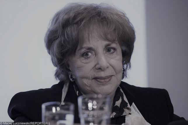 Zofia Czerwińska zmarła w wieku 85 lat. Wkrótce odbędzie się pogrzeb