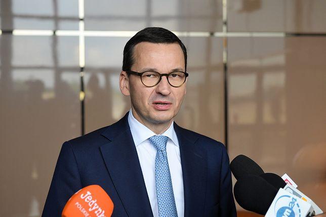 Morawiecki o zakuciu Frasyniuka w kajdanki: niepotrzebne