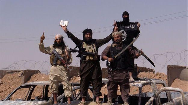 IS grozi atakami Wielkiej Brytanii