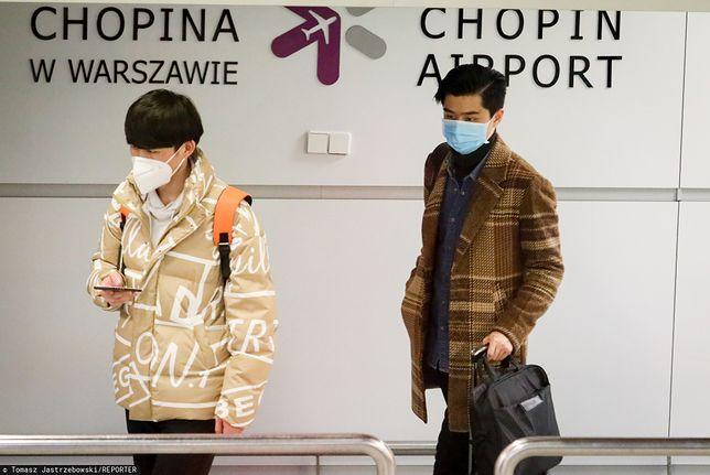 Koronawirus w Chinach. Brazylijskie samoloty wylądowały w Polsce.