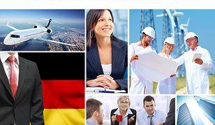 W biznesie po niemiecku? Żaden problem!. Im Geschäftsleben auf Deutsch? Kein Problem!