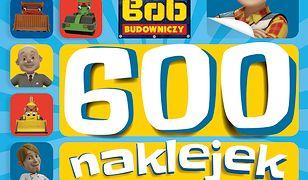 Bob Budowniczy. 600 naklejek