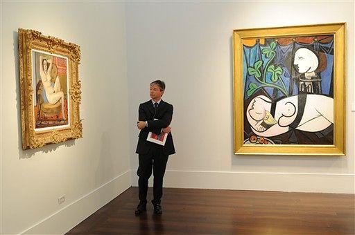 Obraz Picassa osiągnął rekordową cenę