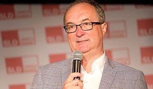 Włodzimierz Czarzasty przed wyborami twierdził, że koalicja z PiS nie wchodzi w grę