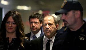 Harvey Weinstein trafił do szpitala. Wcześniej skazano go na 23 lata więzienia