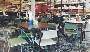 Właściciel restauracji spalił stolik, przy którym siadali Jeffrey Epstein i Harvey Weinstein