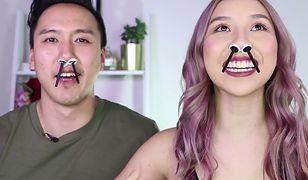 Nowy trend na YouTube. Blogerki depilują… nozdrza