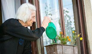 Osoby starsze są w stanie wyrzucić pieniądze nawet przez okno, myśląc, że pomagają policji.