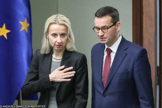 W ostatnich dniach minister finansów i premier nie mówią jednym głosem.