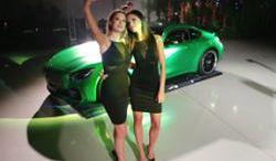 Najostrzejszy Mercedes - AMG GT R debiutuje w Polsce