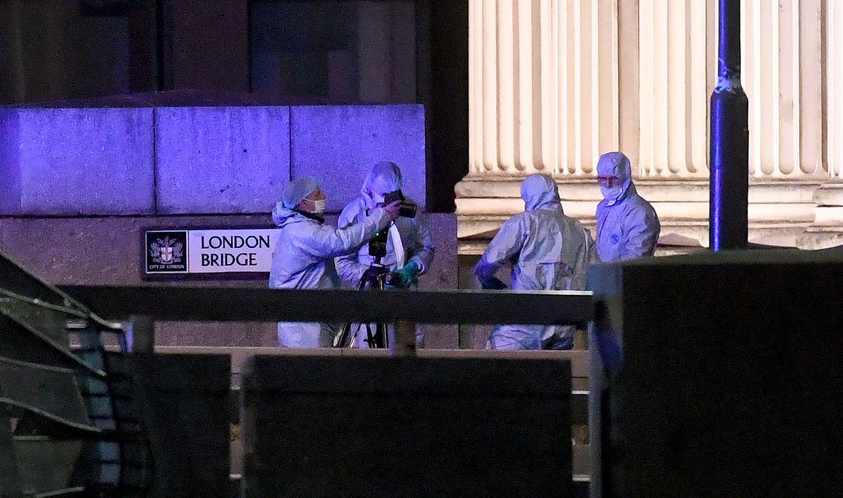 Zamach w Londynie. ISIS przyznaje się do ataku