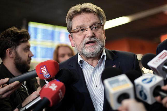 Szef GIS Jarosław Pinkas zapewnia, że koronawirus pojawi się w Polsce