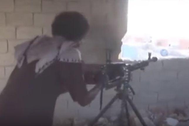 Szokujące nagranie. Bojownik ISIS grozi atakiem i podaje miasta, w które uderzą