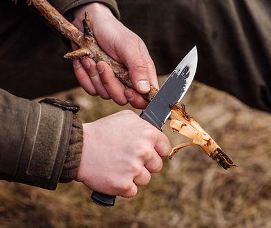 Myśliwski czy survivalowy? Poznaj nóż po ostrzu