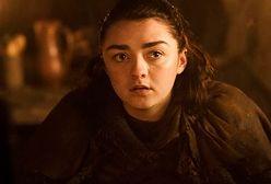"""Arya Stark słucha Eda Sheerana w """"Grze o tron"""""""