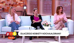 Kaja Śródka, Sylwia Sitkowska i Grażyna Wolszczak
