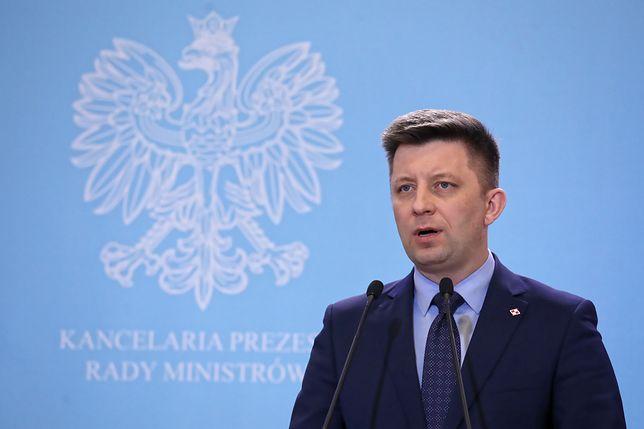 Michał Dworczyk: - Mam nadzieję, że za kilka miesięcy emocje ostygną.