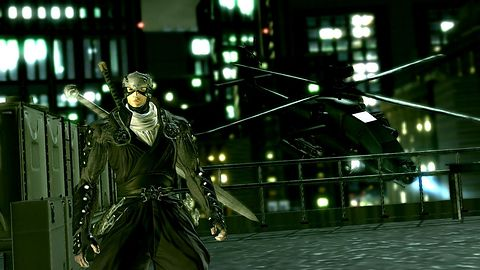 Galeria: Ninja Blade