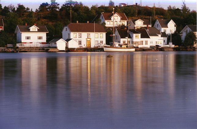 Wyspy Lyngør, Norwegia