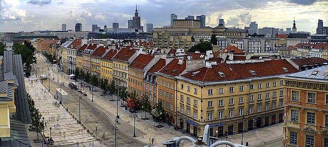 Od Dąbrowskiego do Krakowskiego (spacer)