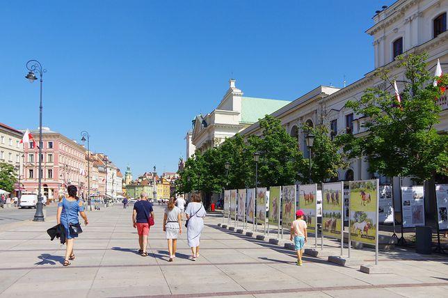 Prognoza pogody. Warszawa. W czwartek zza chmur wyjrzy słońce