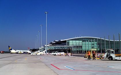 Porty lotnicze w Polsce. Nowe połączenia z wrocławskiego lotniska