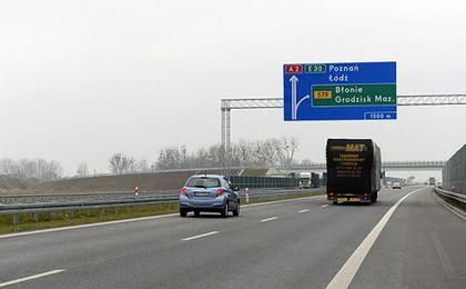 Bardzo ważne zmiany dla kierowców na autostradach
