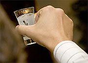 Wódka była przeznaczona na wesele