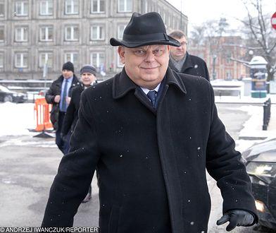 Marek Suski uważa, że niektórzy sędziowie mają w ogródkach ukryte złoto