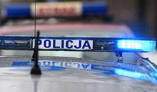 Policja ścigała złodziei samochodu
