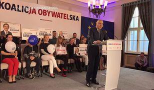 Grzegorz Schetyna: afer jest coraz więcej
