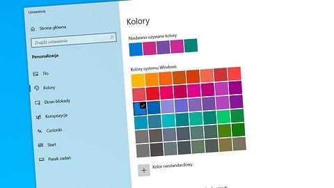 Windows 10 a personalizacja. Do systemu ma trafić kilka nowych opcji