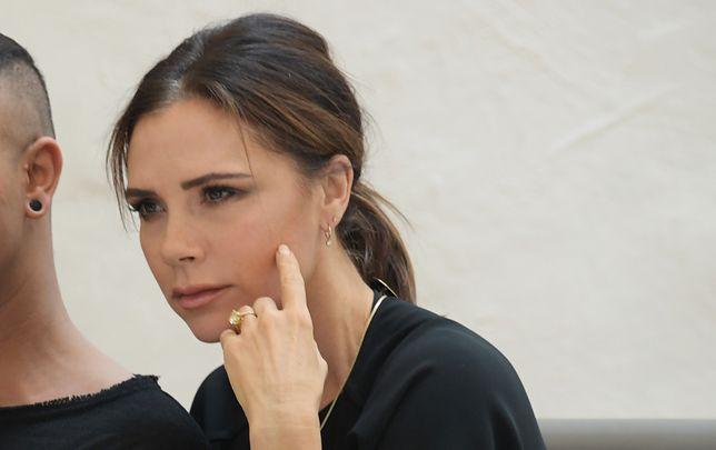 Victoria Beckham jest matką czwórki dzieci