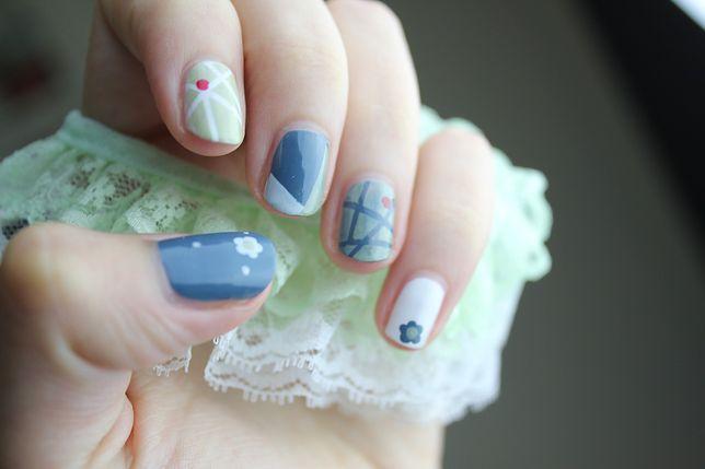 Zdobienie paznokci to alternatywa dla jednolitych kolorów w manicure.