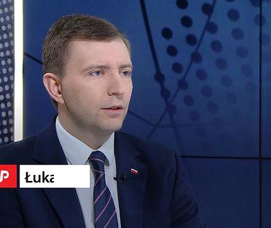 Łukasz Schreiber o Timmermansie: spitzenkandidat