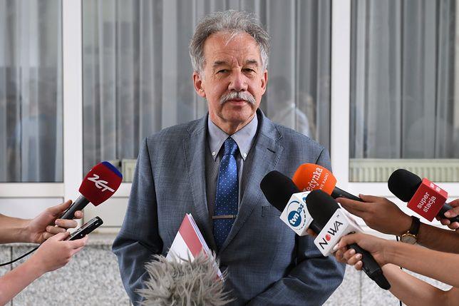 Szef PKW Wojciech Hermeliński oczekuje, że prezydent Andrzej Duda zawetuje nowelizację ordynacji wyborczej do Parlamentu Europejskiego