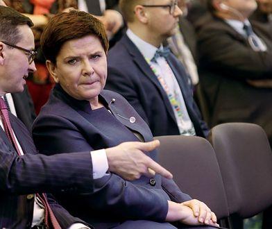 O spięciach na linii Morawiecki-Szydło pisaliśmy już kilka tygodni temu