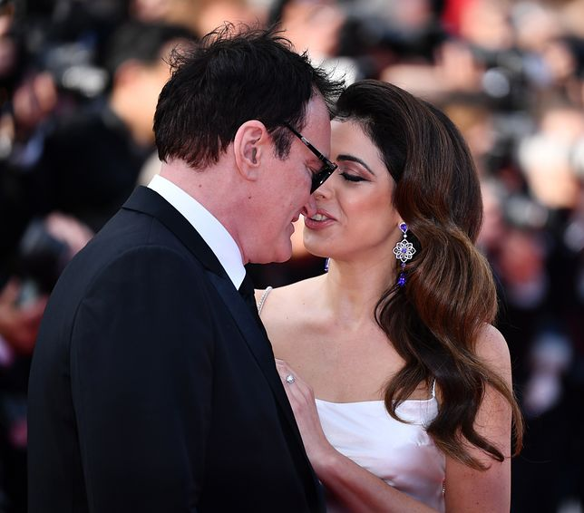 Quentin Tarantino i Daniella Pick doczekali się dziecka