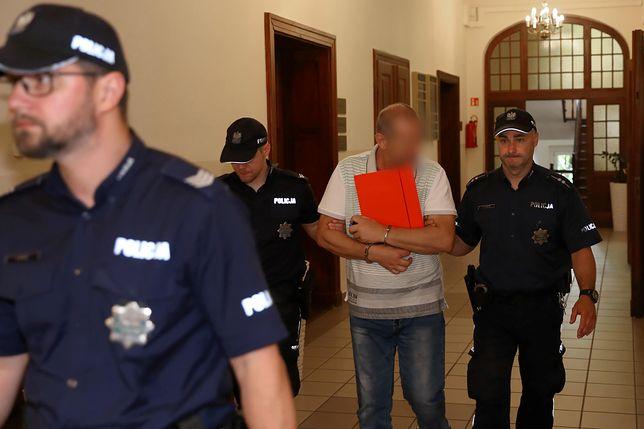 Roman S. nie przyznał się do popełnienia zarzucanego mu przestępstwa