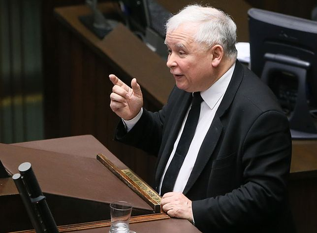Jarosław Kaczyński: nie wycierajcie sobie mord moim bratem. Zamordowaliście go